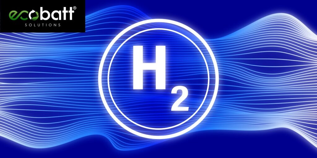 how does a hydrogen fuel cell work