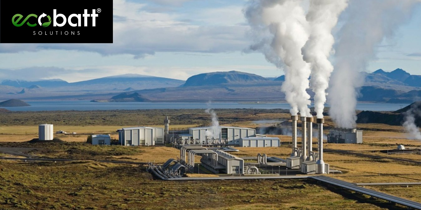 how does geothermal energy work